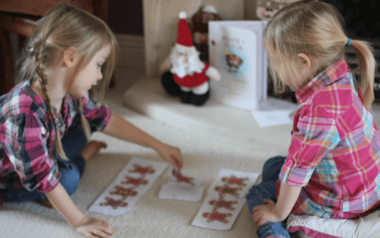 Christmas Games for Twins