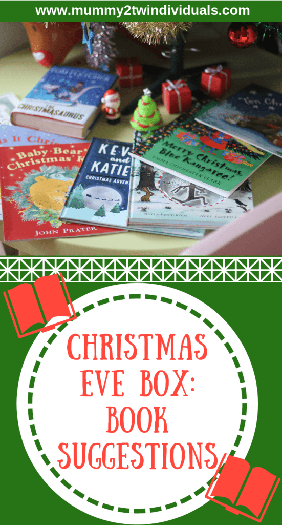 Book ideas for your Christmas Eve box
