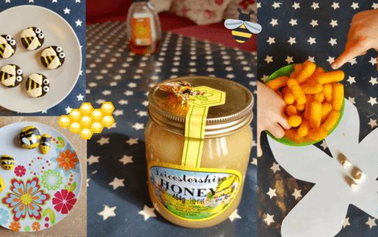 World Bee Day – 6 Preschool Activities