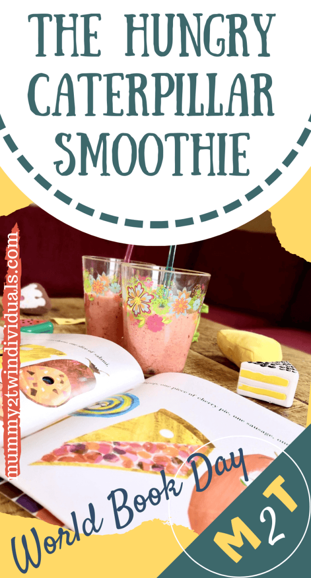 hungry caterpillar smoothie