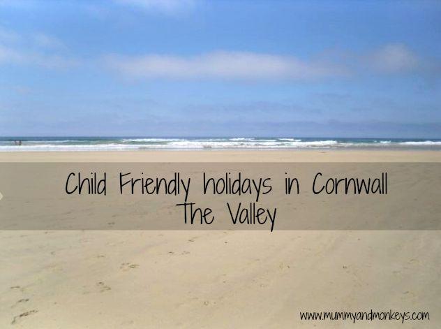 child friendly holidays cornwall