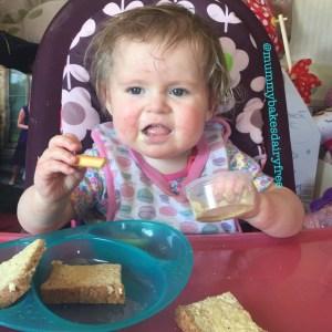 Hummus with breadsticks and hummus sandwiches, yum!