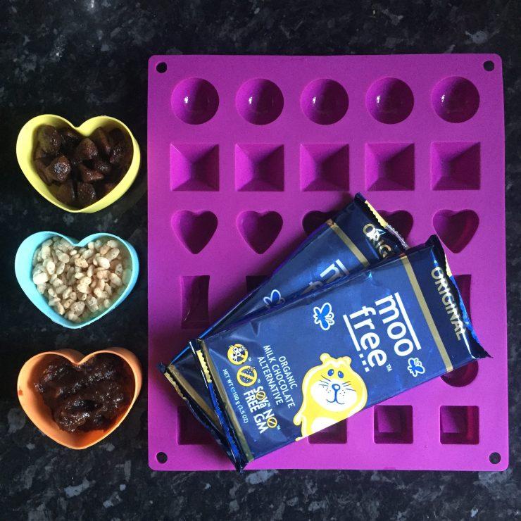 Allergy Friendly Chocolate Box