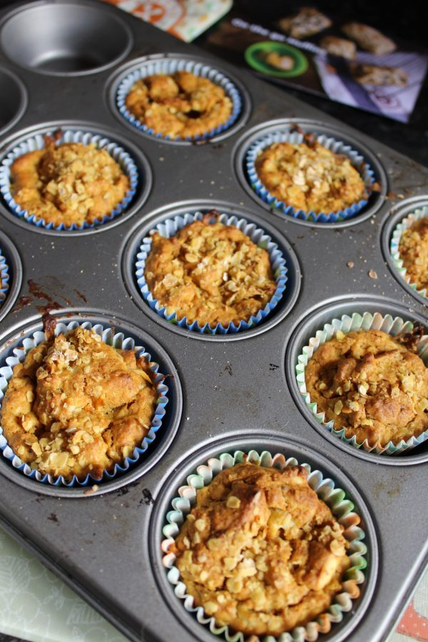 Babease On The Go Muffins
