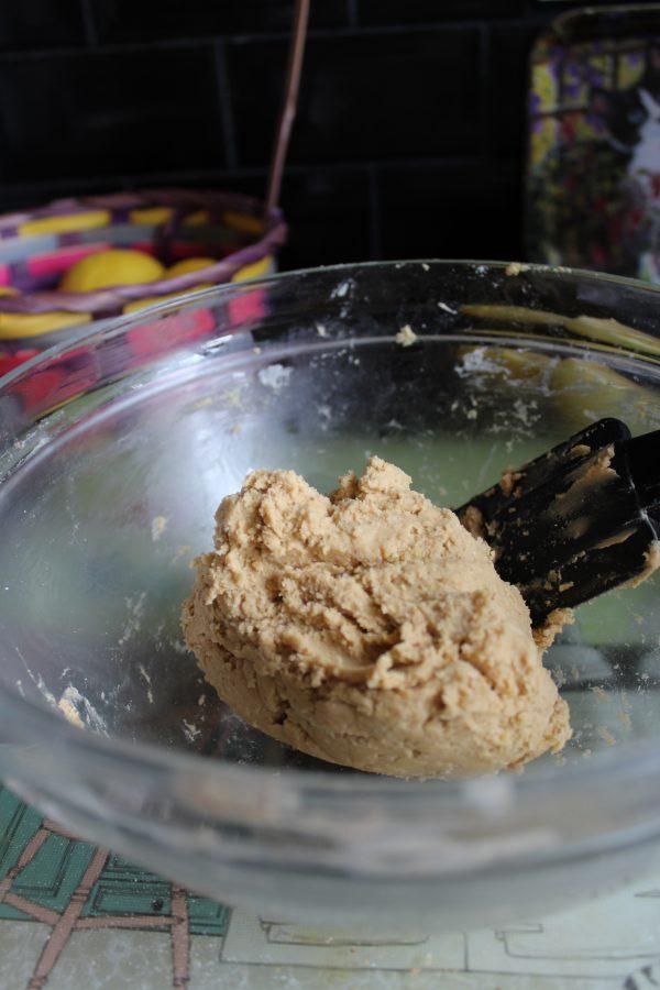 Lemon Shortbread Biscuits (dairy, egg, nut, soya free. vegan)