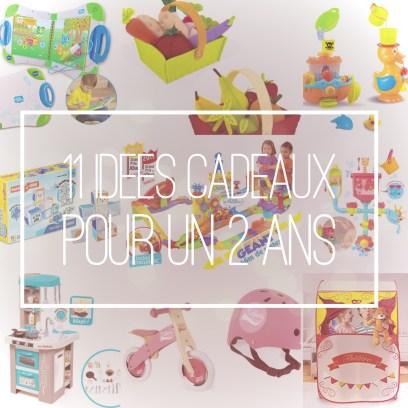 11 Idees Cadeaux Pour Un Enfant De 2 Ans Mummy Chamallow