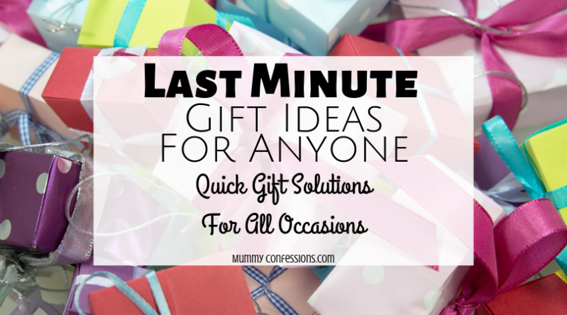 Super Last Minute Gift Ideas: Quick Gift Solutions for All Occasions