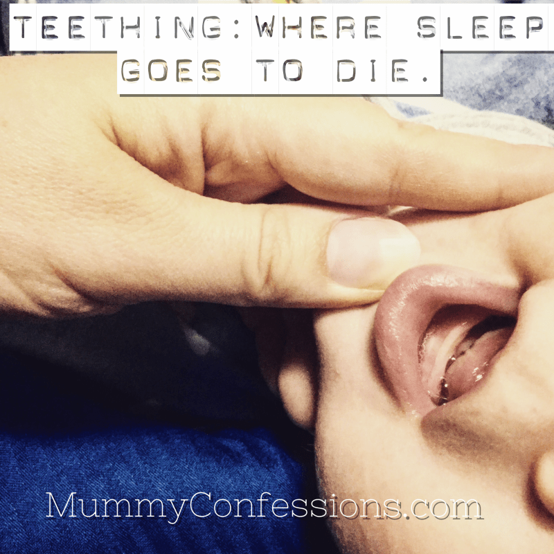 Teething: Where Sleep Goes To Die - Teething Essentials for Babies