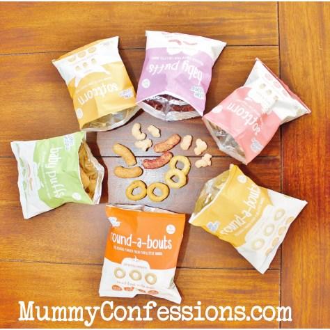 Solids, snack, snacks, little Bellies, snack food