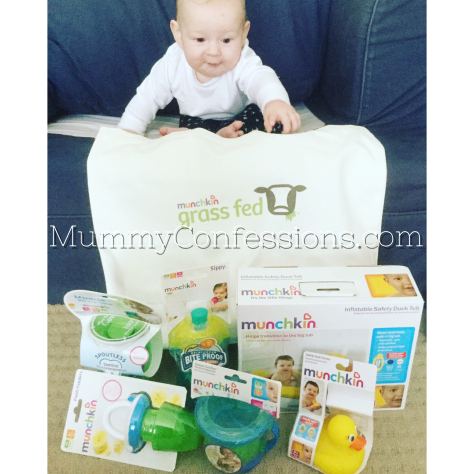 munchkin, won, prize, review, baby products