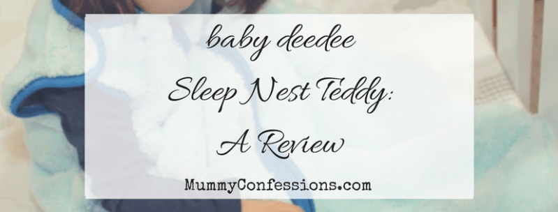 baby deedee Sleep Nest Teddy: Review
