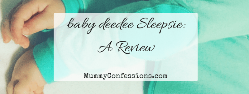 baby deedee Sleepsie: Review