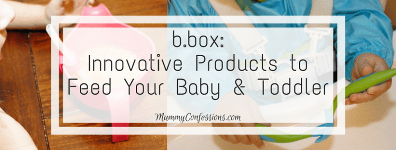 BBox: Innovative Solutions to Feed Your Baby & Toddler