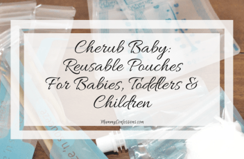 Cherub Baby_Products for On-the-Go& Homemade Foods