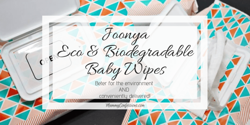 Joonya: Eco & Biodegradable Baby Wipes