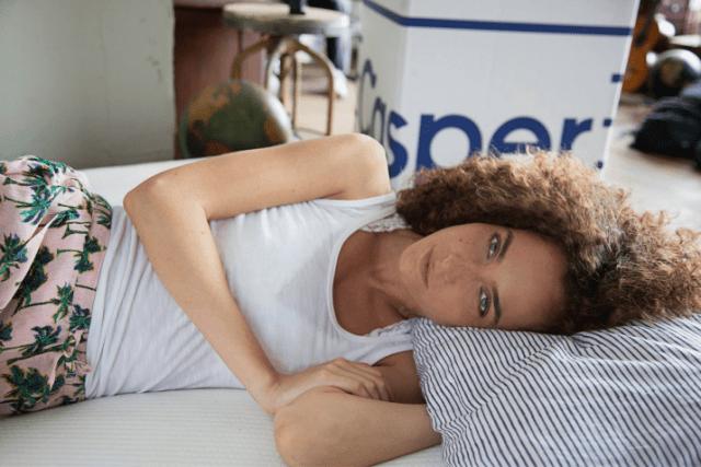 Casper Pillow Talk