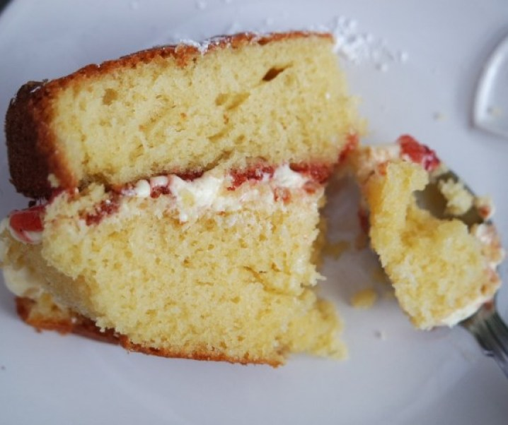 A quick recipe for Victoria Sponge