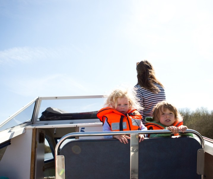 Our Norfolk Broads Spring holiday escape – Hall Farm Cottages