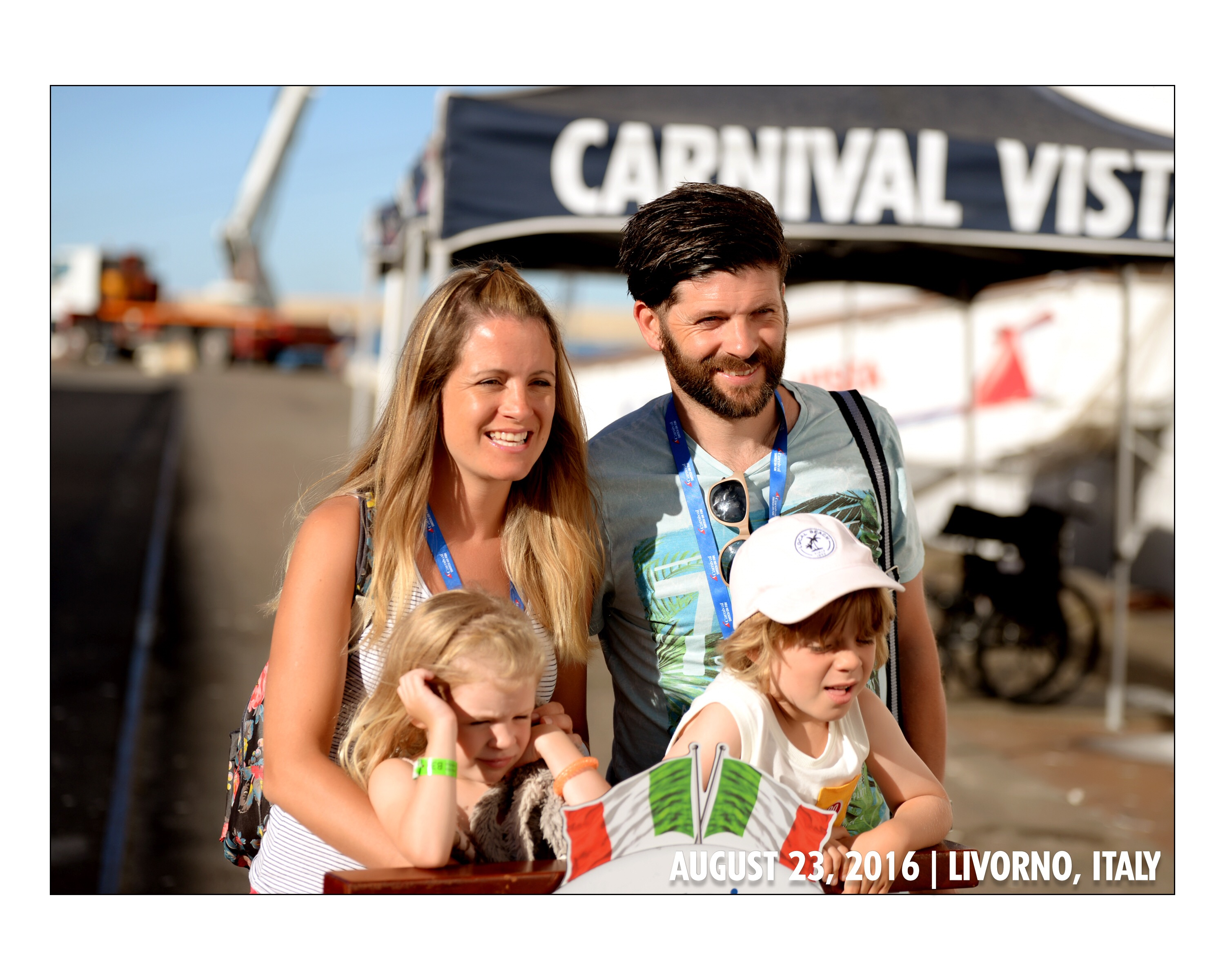 Our family cruise holiday onboard Carnival Vista