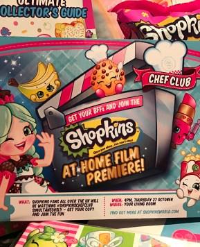 Join in the super Shopkin fun tonight at 4pm #ShopkinsChefClub