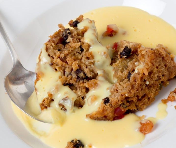 Snowdon pudding #recipe
