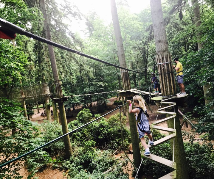 Go Ape for the ultimate family fun this Summer holidays