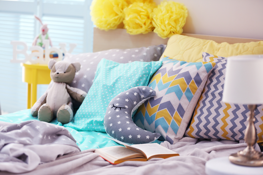 How to get your child's bedroom ready for Autumn