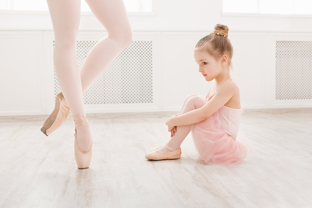 Easy ways to exercise with your little one