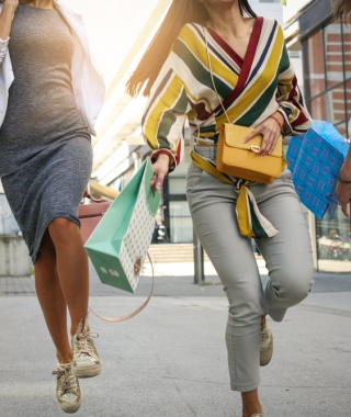 Shopping for style without breaking the bank