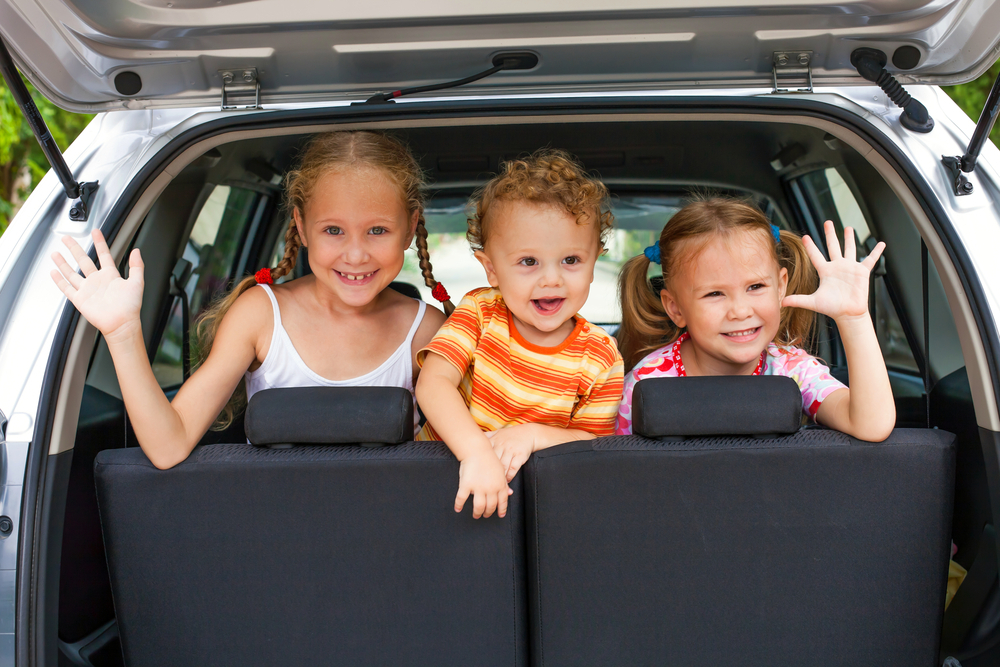 Tips for surviving long car journeys with the family