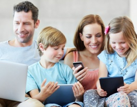 Make the digital era safe for your kids with mobile phone parental control tools