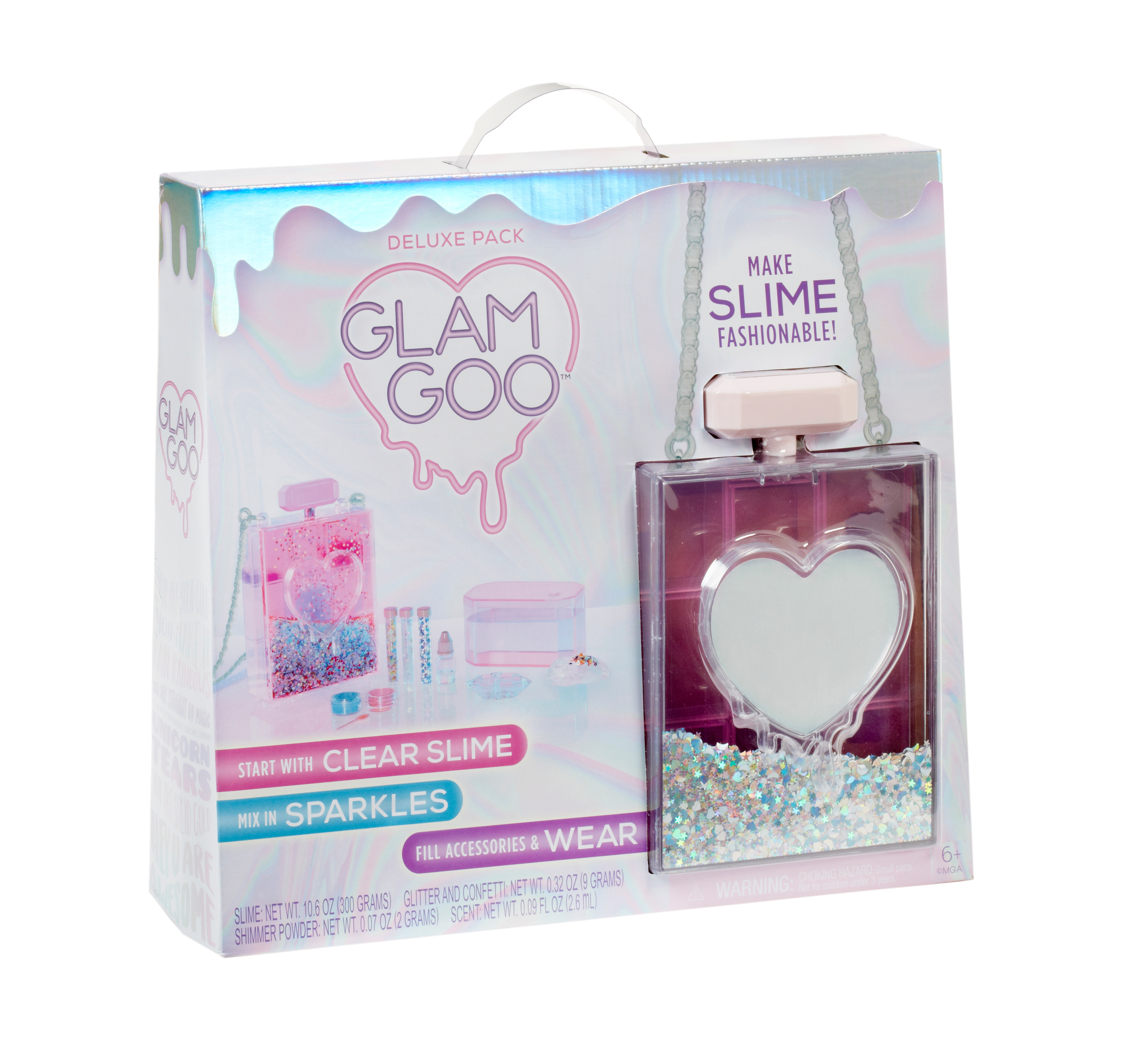 Make your own accessories this Summer with Glam Goo