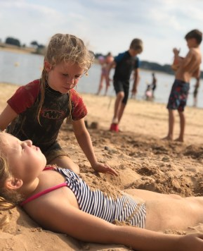 Keeping your children safe in the sun without staying indoors all day!