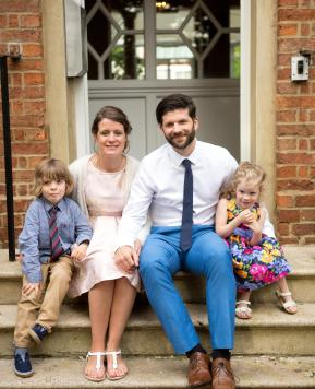 Say 'I Do' to getting your kids involved in your Wedding Day