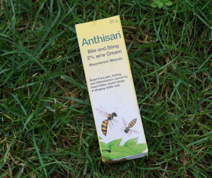Celebrating the great outdoors with Anthisan