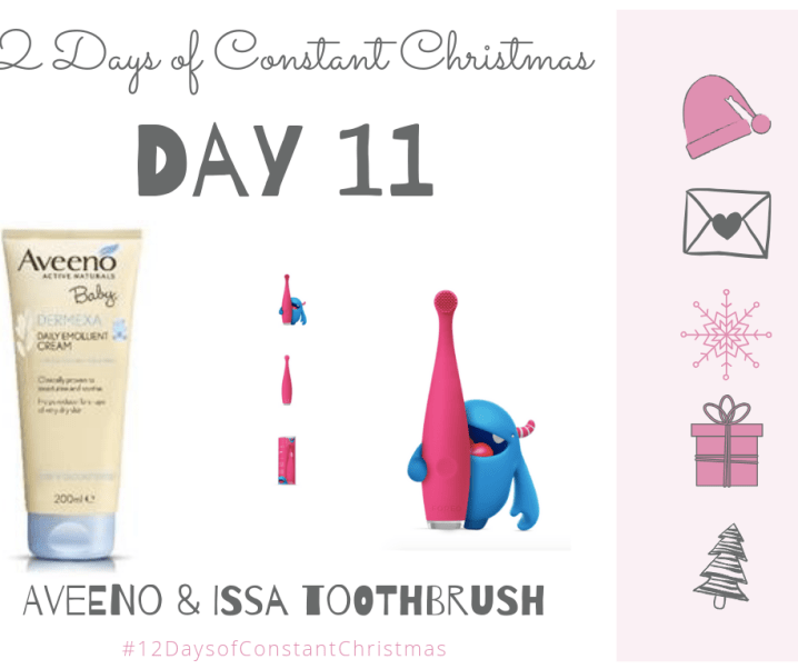 Win with Aveeno & Foreo #12DaysofConstantChristmas Day 11
