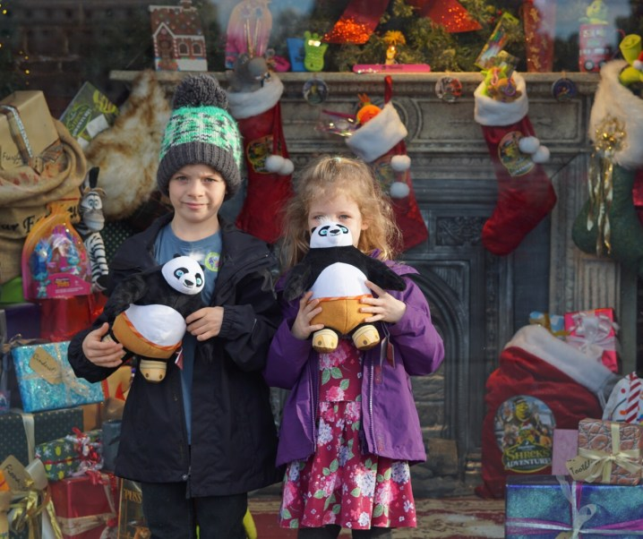 A magical Shrek's Adventure this Christmas