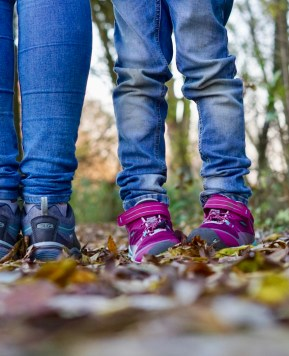 Getting active with the family this Winter with Keen footwear