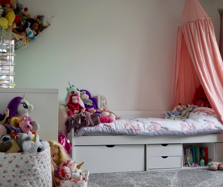 Making our family home – Isla's bedroom makeover