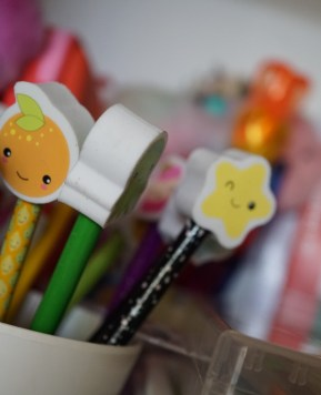 Organising your stationery for the Summer Break