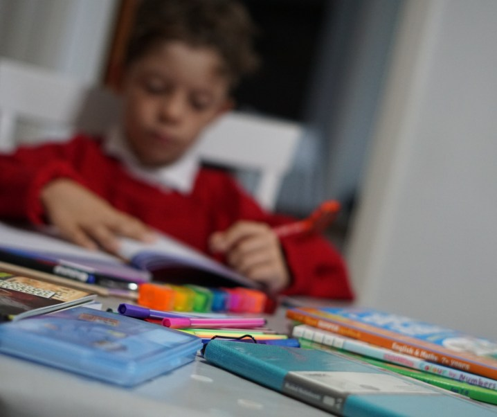 Settling your children in a back to school routine