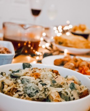 A stress free Christmas Dinner with COOK