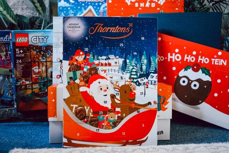 Thorntons advent calendar