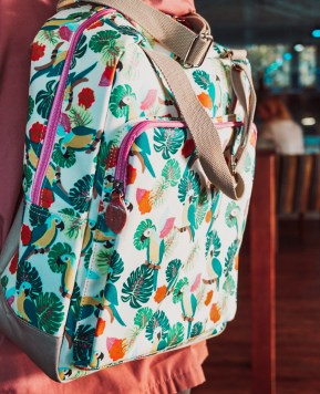 Tips for using a changing bag when the kids are older