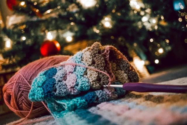 Crochet CAL Dune Blanket