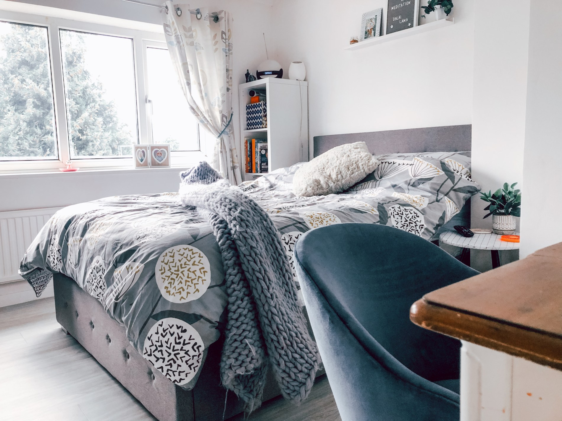 spruce up your bedroom