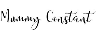 Mummy Constant logo