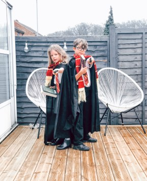 World Book Day 2020 – Harry and Hermione