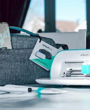 The brand new Cricut Joy machine #AddALittle Family