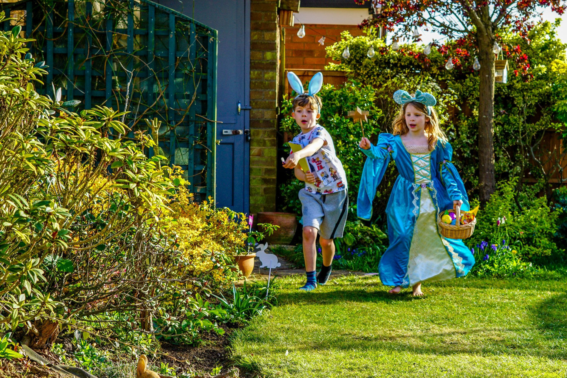 homelearning egg hunt